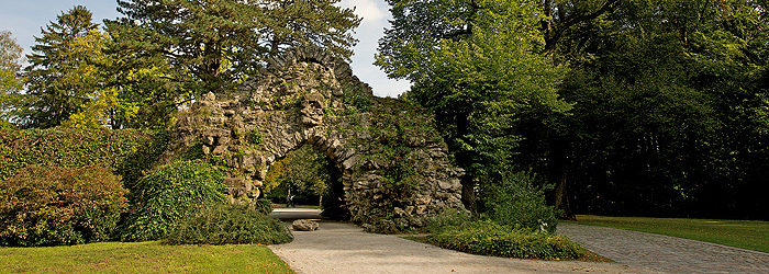 Picture: Parnassus at the palace drive