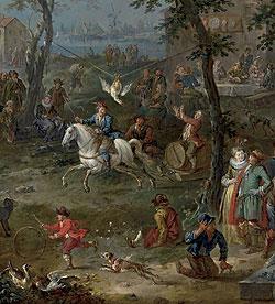 Maler Bayreuth bayerische schlösserverwaltung neues schloss bayreuth rundgang