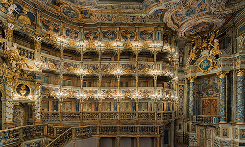 The Detail Shop >> Bavarian Palace Department | Margravial Opera House in Bayreuth | Picture gallery