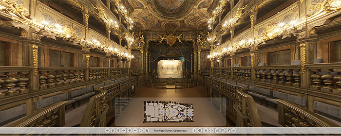 Picture: Margravial Opera House