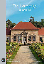 "Cover of the official guide ""The Hermitage at Bayreuth"""