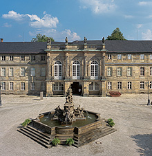 Picture: Bayreuth New Palace