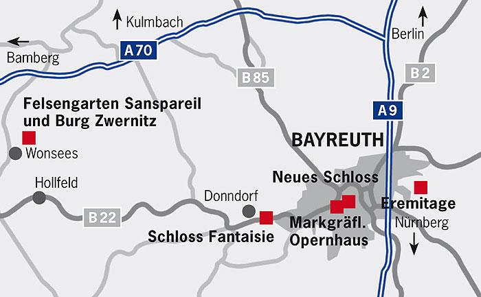 bayerische schl sserverwaltung bayreuth besucher informationen anfahrt. Black Bedroom Furniture Sets. Home Design Ideas