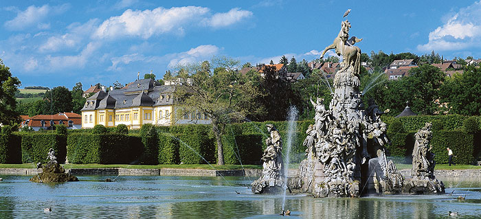 Picture: Veitshöchheim Palace and Court Garden
